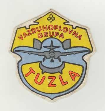 Bosnia-HerzegovinaAF Vazduhoplovna Grupa Tuzla.JPG
