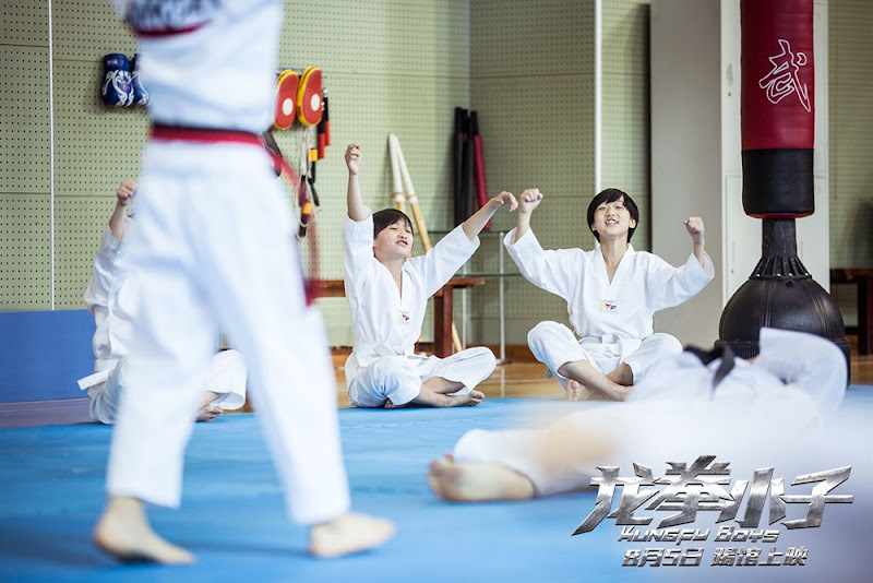 Kung Fu Boys China Movie