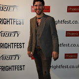 OIC - ENTSIMAGES.COM - Cian Barry  at the Film4 Frightfest on Monday   of  Nina Forever  UK Film Premiere at the Vue West End in London on the 31st  August 2015. Photo Mobis Photos/OIC 0203 174 1069