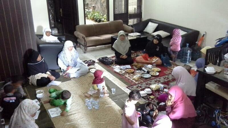 Kunjungan ke pengurus Bidpuan Dapil 2 Kota Bandung