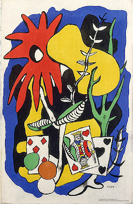 Fernand Léger - Kings of Heart 1946