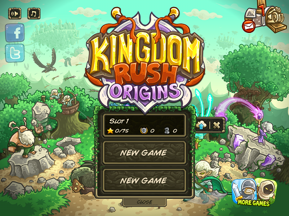 iOSGods - iOS Hacks, iPhone Cheats!: [HACK] Kingdom Rush Origins +