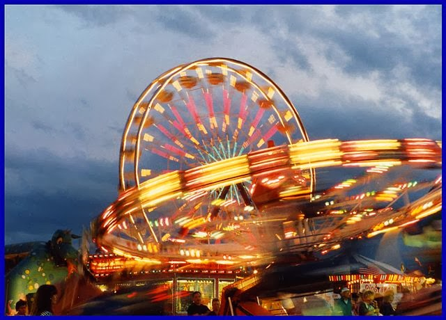 """State Fair"" by Joyce Estep -- 2nd Place Digital General B"