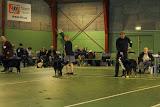 – Ganni lørdag i Nyborg. excellent i Åben Klasse. Henning hjælper med at udstille hende.