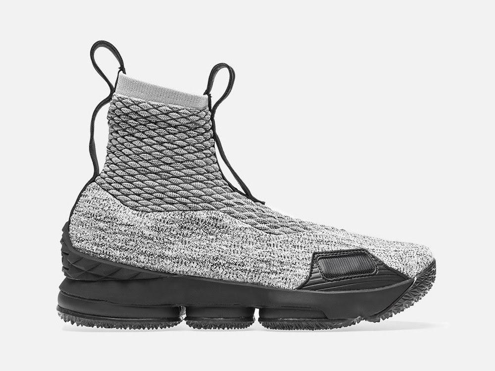 bf029738821f ... Detailed Look at KITH X Nike LeBron 15 Lifestyle Concrete ...