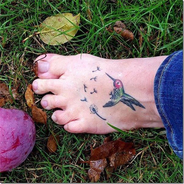 delicado-tatuaje-en-el-pie