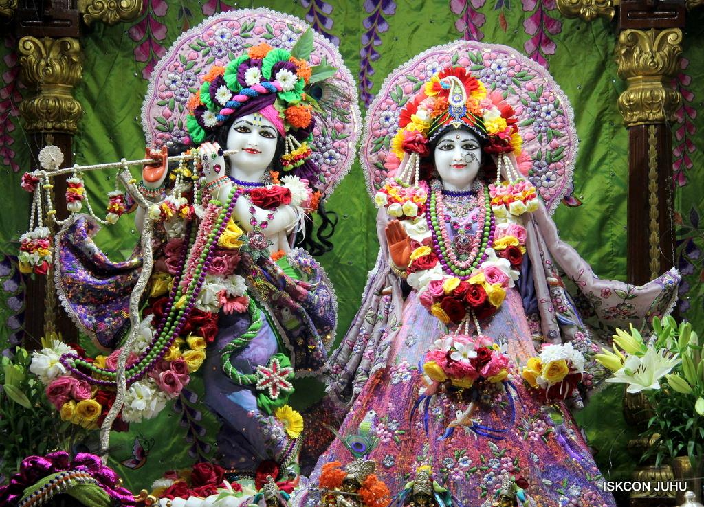 ISKCON Juhu Deity Darshan on 20th Oct 2016 (4)