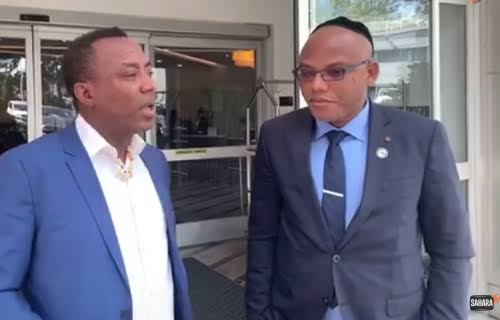Revolutionnow: Court Declined To Order The Release Of Omoyele Sowore