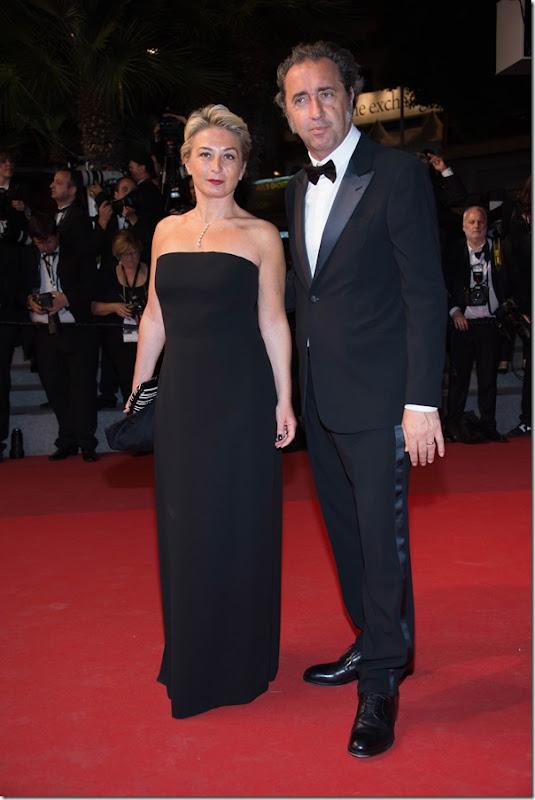 Daniela e Paolo Sorrentino