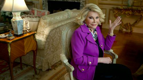 Discovering Joan Rivers