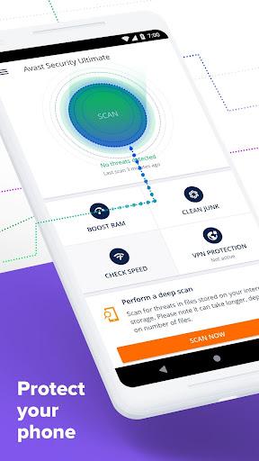 Avast Antivirus – Scan & Remove Virus, Cleaner screenshot 1