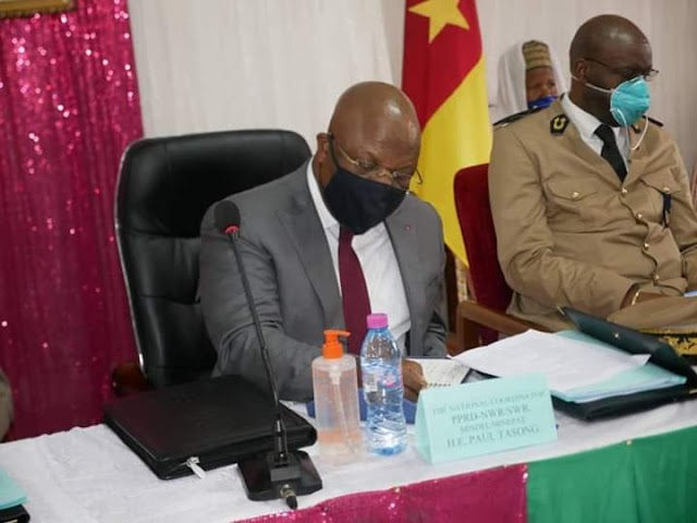 Anglophone crisis: Mayors Express Hope as Reconstruction is eminent