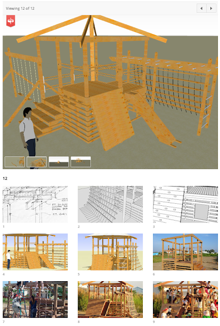 Retired SketchUp Blog: Introducing the SketchUp Showcase – A labor
