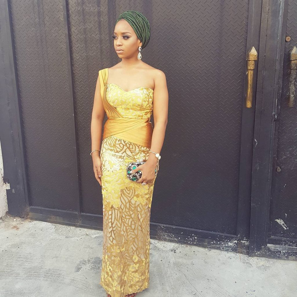 African Stylish Wedding Guest Dresses Styles 2019 3