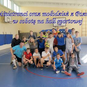 2017-10-07 Odwiedziny młodzieży z Poznania