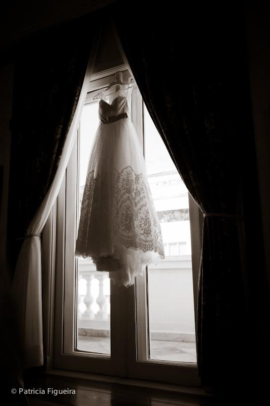 Foto de casamento 0007pb de Ana e Joao. Marcações: 29/10/2011, Casamento Ana e Joao, Fotos de Vestido, Lethicia Bronstein, Rio de Janeiro, Vestido, Vestido de Noiva.