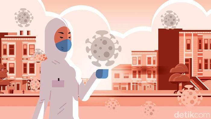 Local Lockdown,  Stop Pandemi di Kota Bahari