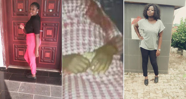 Lady Killed By Vigilante's Stray Bullet A Day After Her Final Exam As An Undergraduate (Photos)