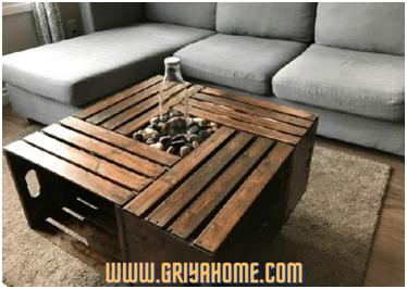 Gunakan furniture rekondisi