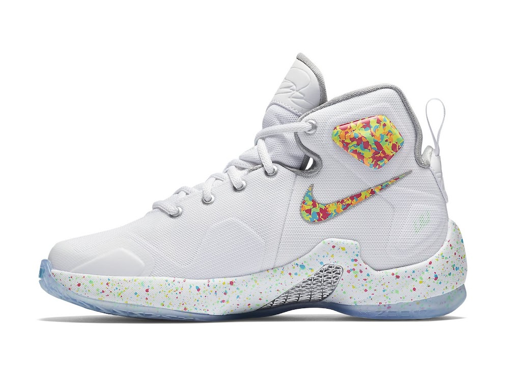 e4003f3406b2 ... Available Now LEBRON XIII QS Fruity Pebbles ...