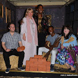OIC - ENTSIMAGES.COM - Daniel Buckley, Alison Jiear, Simon Webbe, Taifique Folarin and Lianne Jones at the The 3 Little Pigs - press day in London  10th June 2015  Photo Mobis Photos/OIC 0203 174 1069