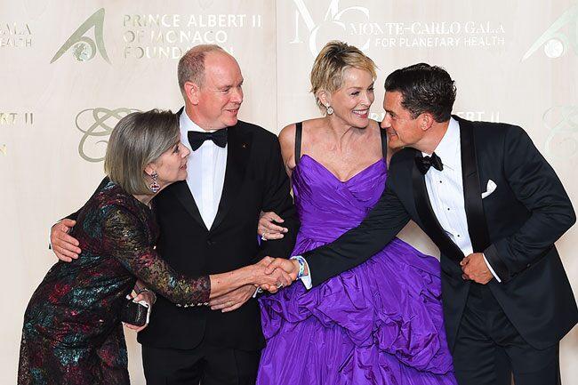 Prince Albert attends star-studded Monaco Gala without Princess Charlene
