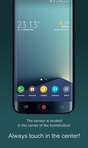 easyHome – Fingerprint Actions Pro v3.12 Final + Key