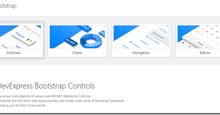 Development Solutions: DevExpress introduces new ASP NET