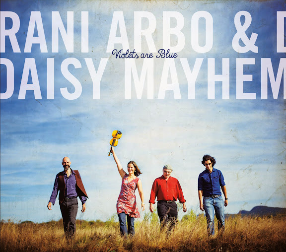 Walking the World of Music with Rani Arbo & daisy mayhem