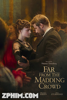 Lánh Đời - Far from the Madding Crowd (2015) Poster