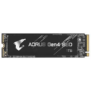 GIGABYTE AORUS NVMe Gen4 M.2 1TB PCI