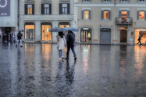 I like walking in the rain di adimar