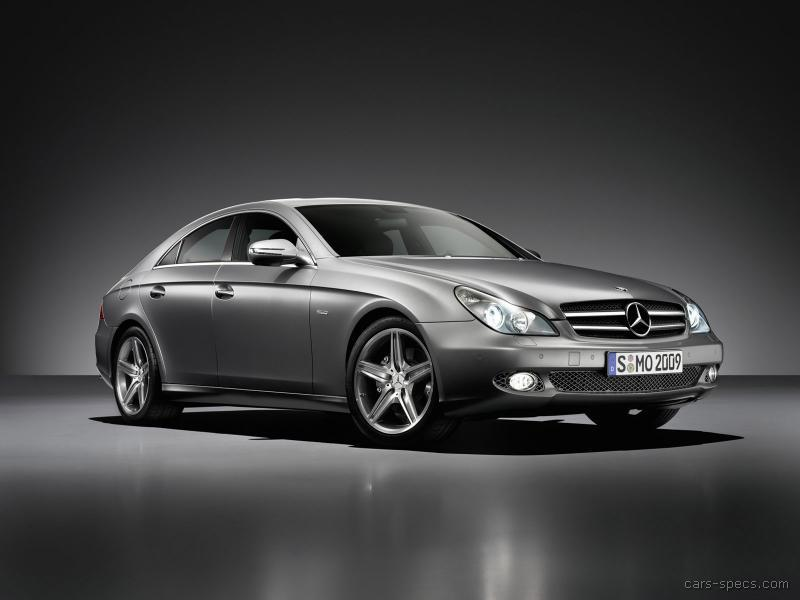 2010 mercedes benz cls class sedan specifications for 2010 mercedes benz cls class