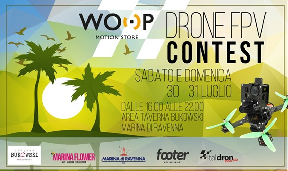 contest fpv drone racing