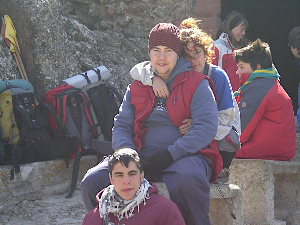 Sortida Sant Salvador de les espasses 2006 - CIMG8319.JPG