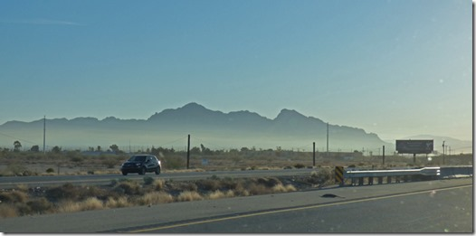 South of Phoenix