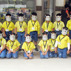 Cat Mask Activity (Sr.KG.) 30-10-14