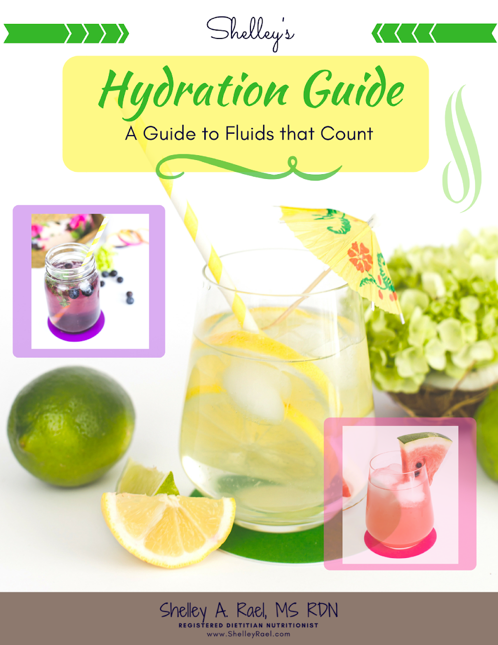 Hydration Guide - a Guide to Fluids that Count
