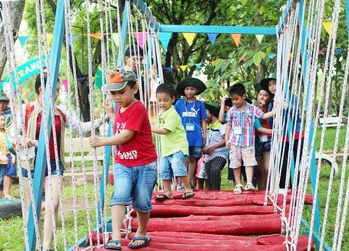 Khu du lịch Bửu Long, nông trại tuổi thơ 2