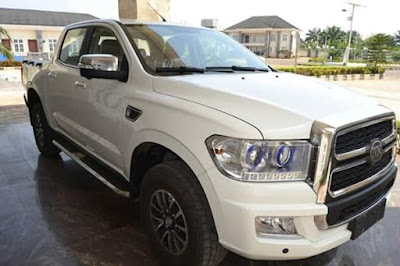 Innoson IVM Granite pickup truck