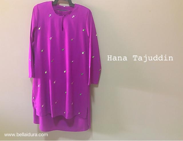 Baju raya Hana Tajuddin