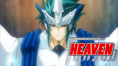CardFight! Vanguard G - EP33