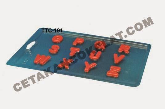 TTC191 Huruf Abjad Alfabet