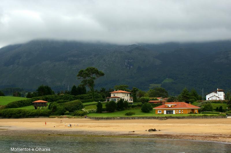 Astúrias, Praia la Isla