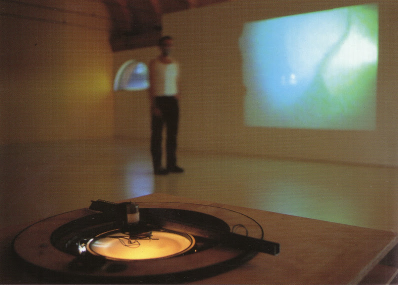 Bertrand Lamarche - Water Station, 2002 - Installation view  at CIAP Vassivière -  © Marc Domage