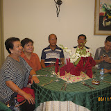 WelcomeDinnerTSUDelegationVisitingVietnamOnNov2012