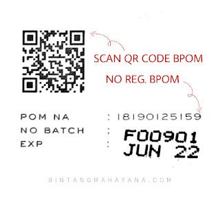 Nomor BPOM