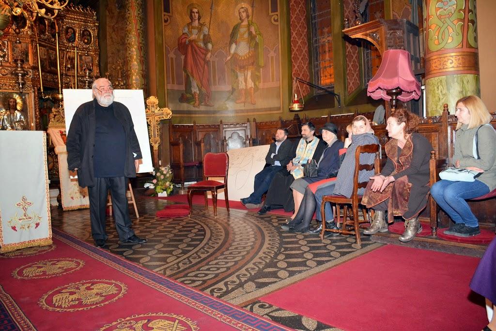 Sorin Dumitrescu la Sf. Silvestru despre Inviere 093