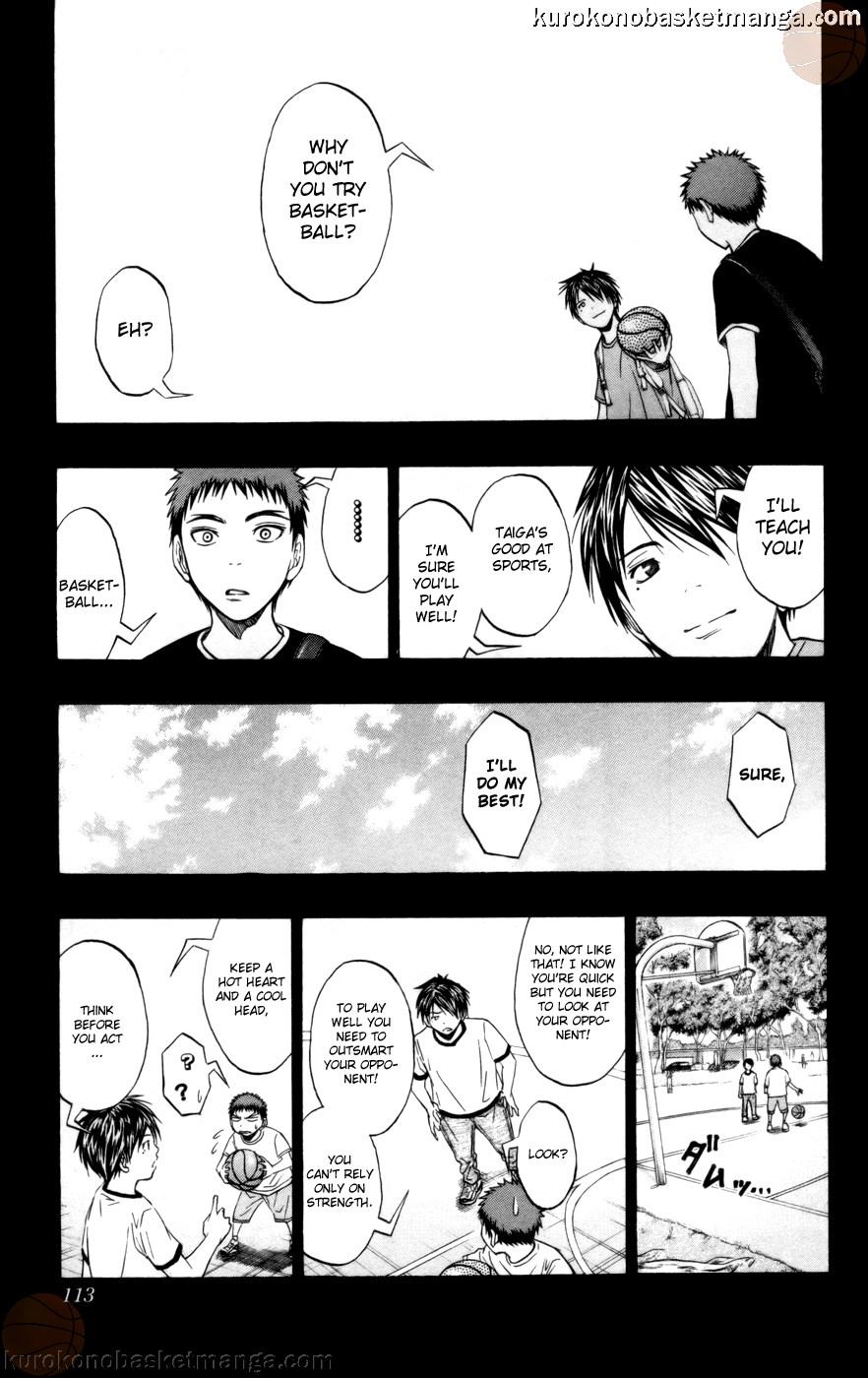 Kuroko no Basket Manga Chapter 76 - Image 07
