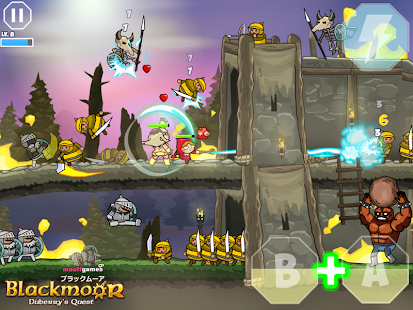 Game Blackmoor - Duberry's Quest APK for Windows Phone